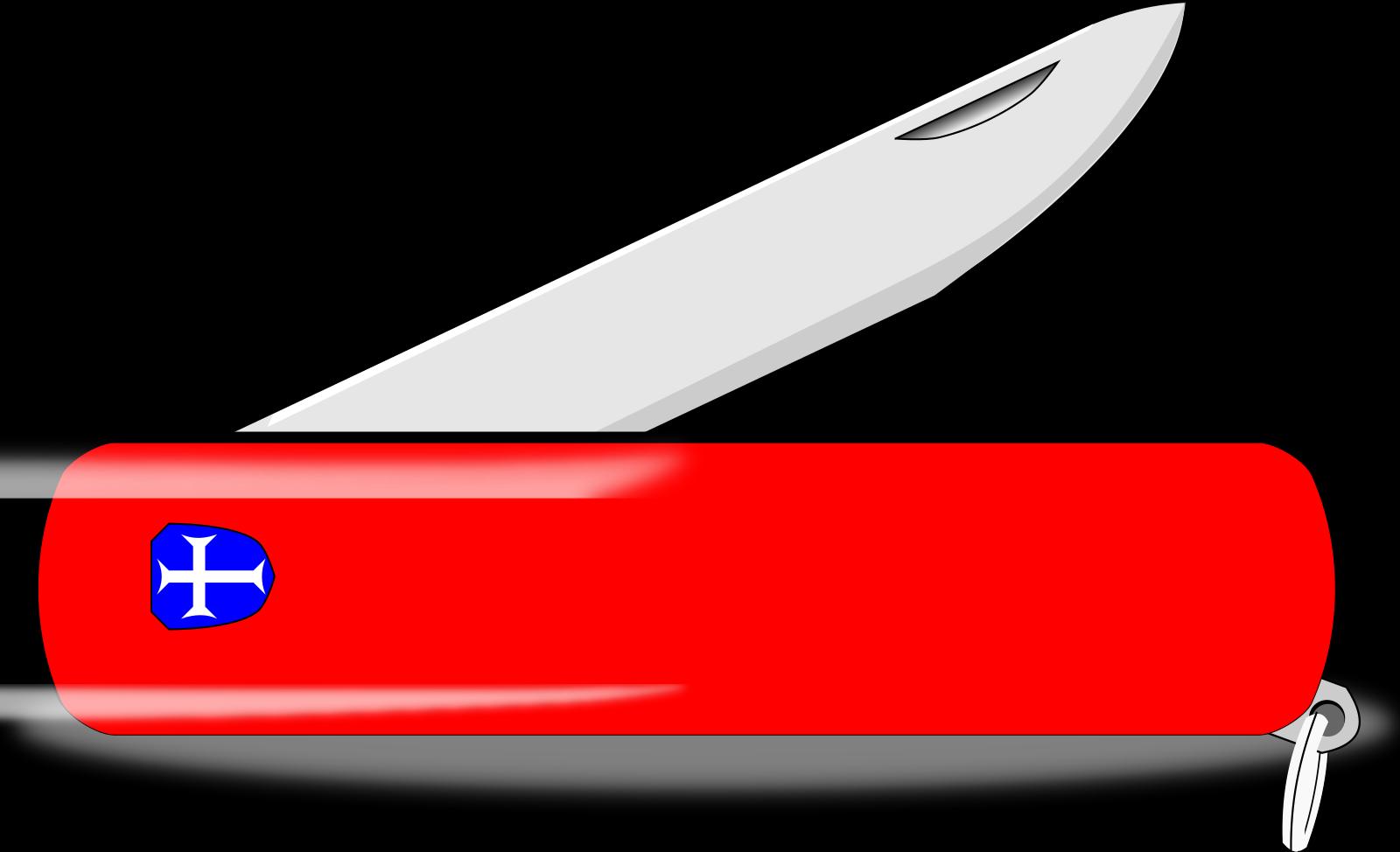Knife SVG Clip arts
