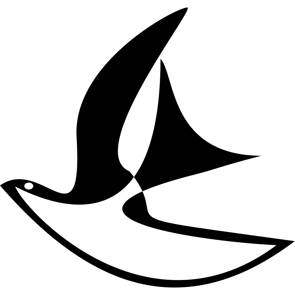 Flying Pigeon Figure SVG Clip arts