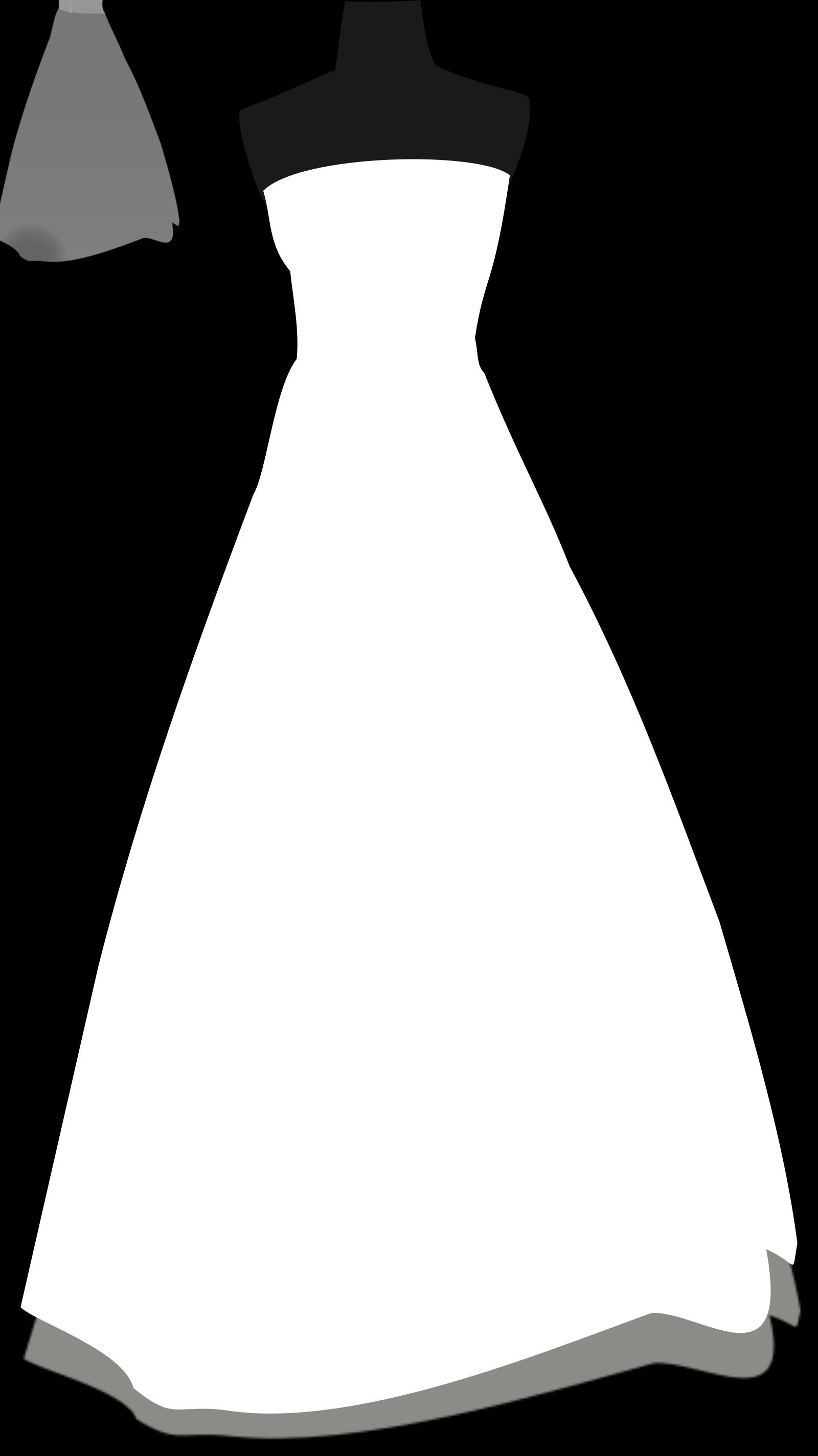 White SVG Clip arts