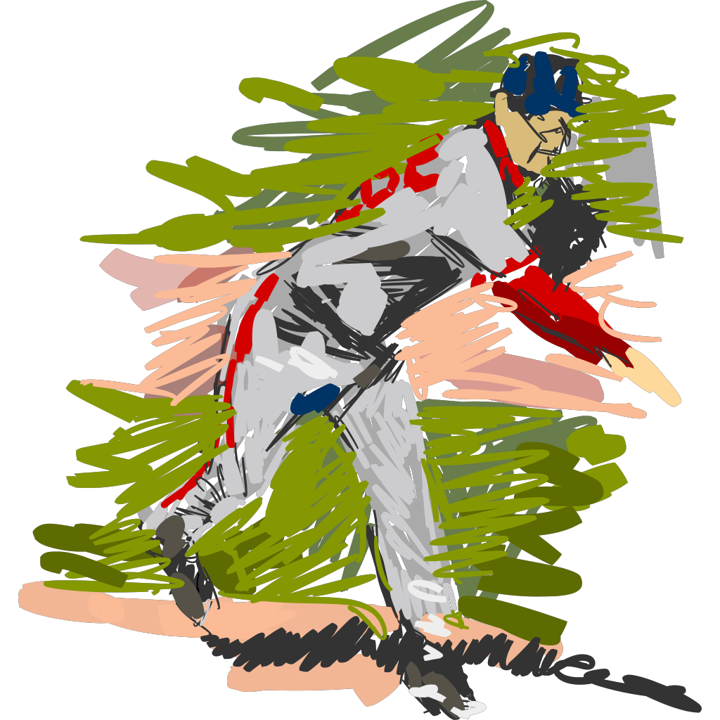 Baseball Bat SVG Clip arts