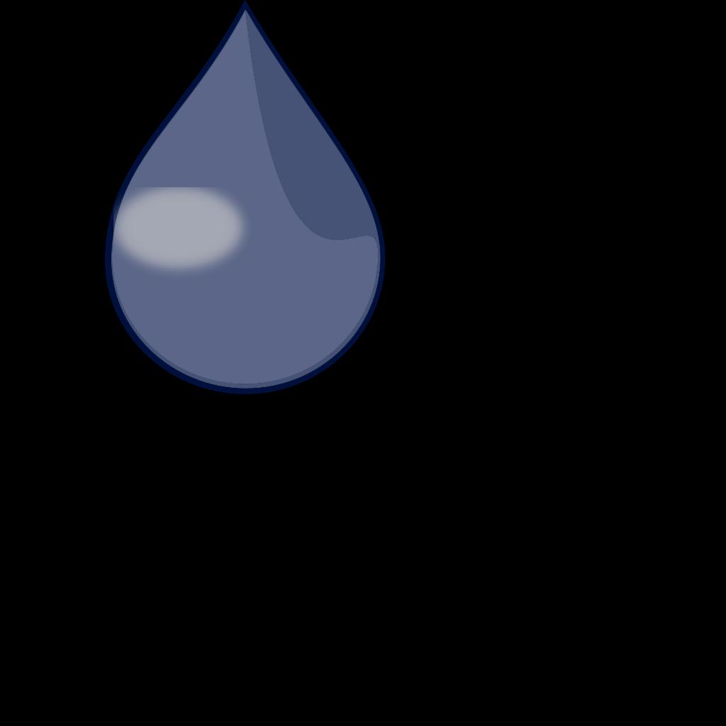 Drop In Your Bucket SVG Clip arts