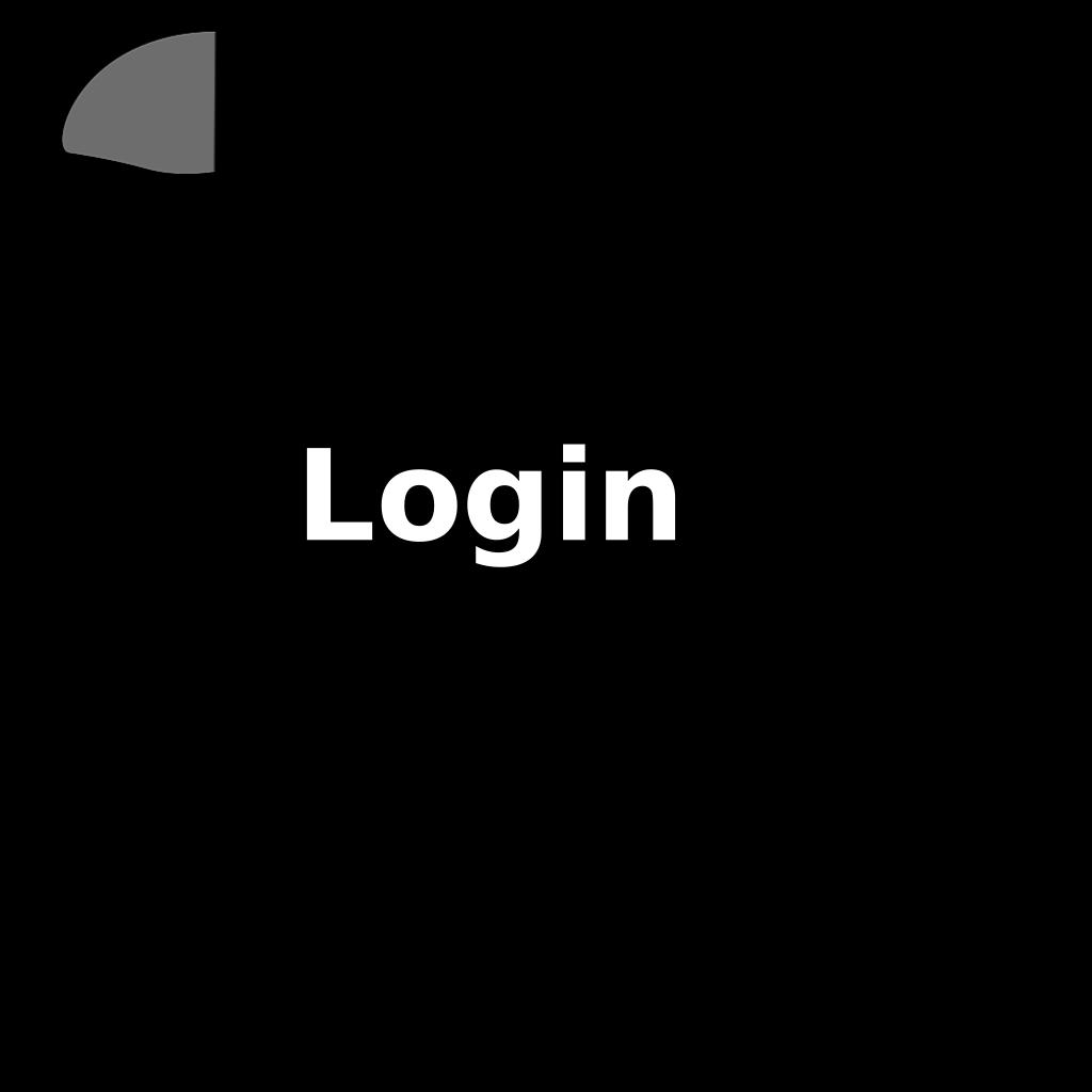 Bluelogin SVG Clip arts