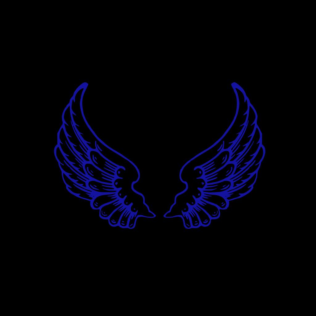 Falcon Wings SVG Clip arts
