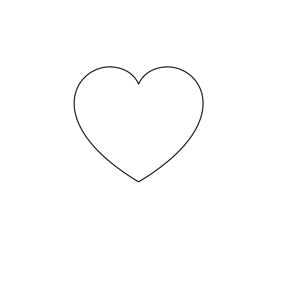 Heart SVG Clip arts