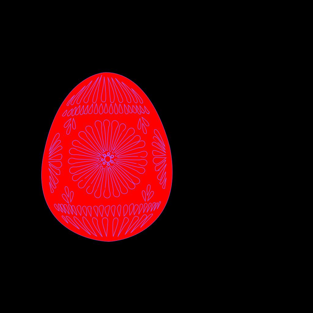 Star Eggs SVG Clip arts