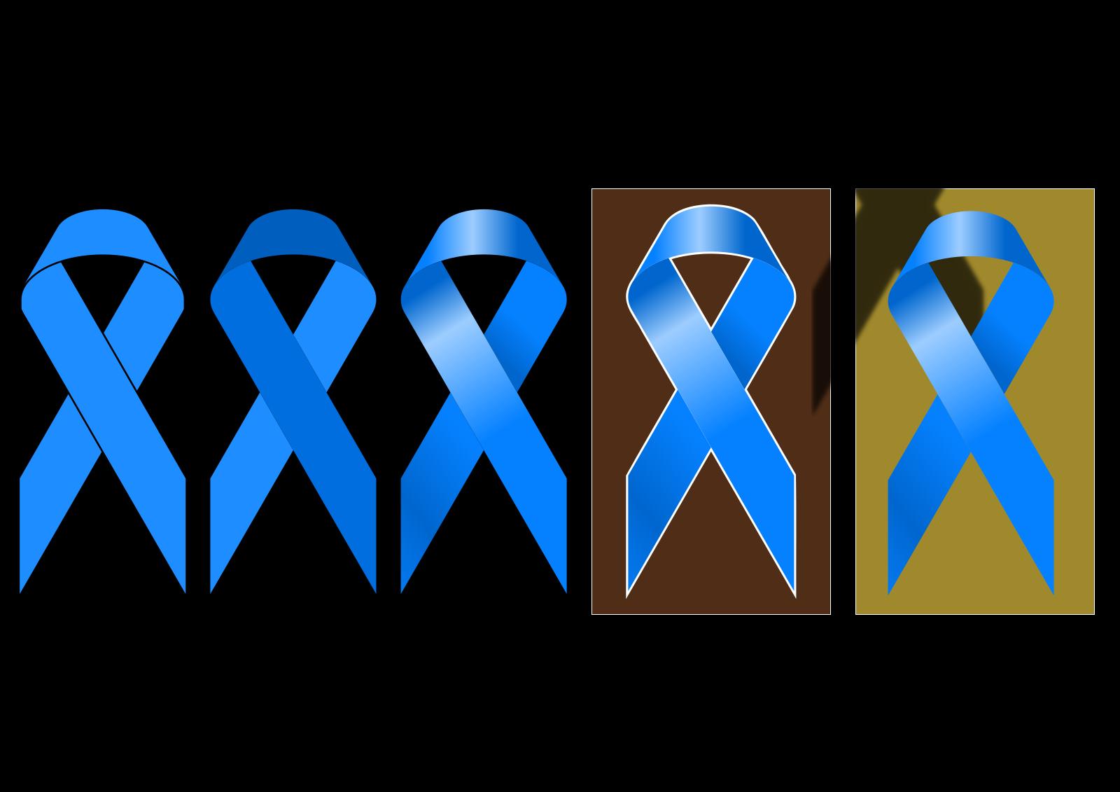 Blue T SVG Clip arts