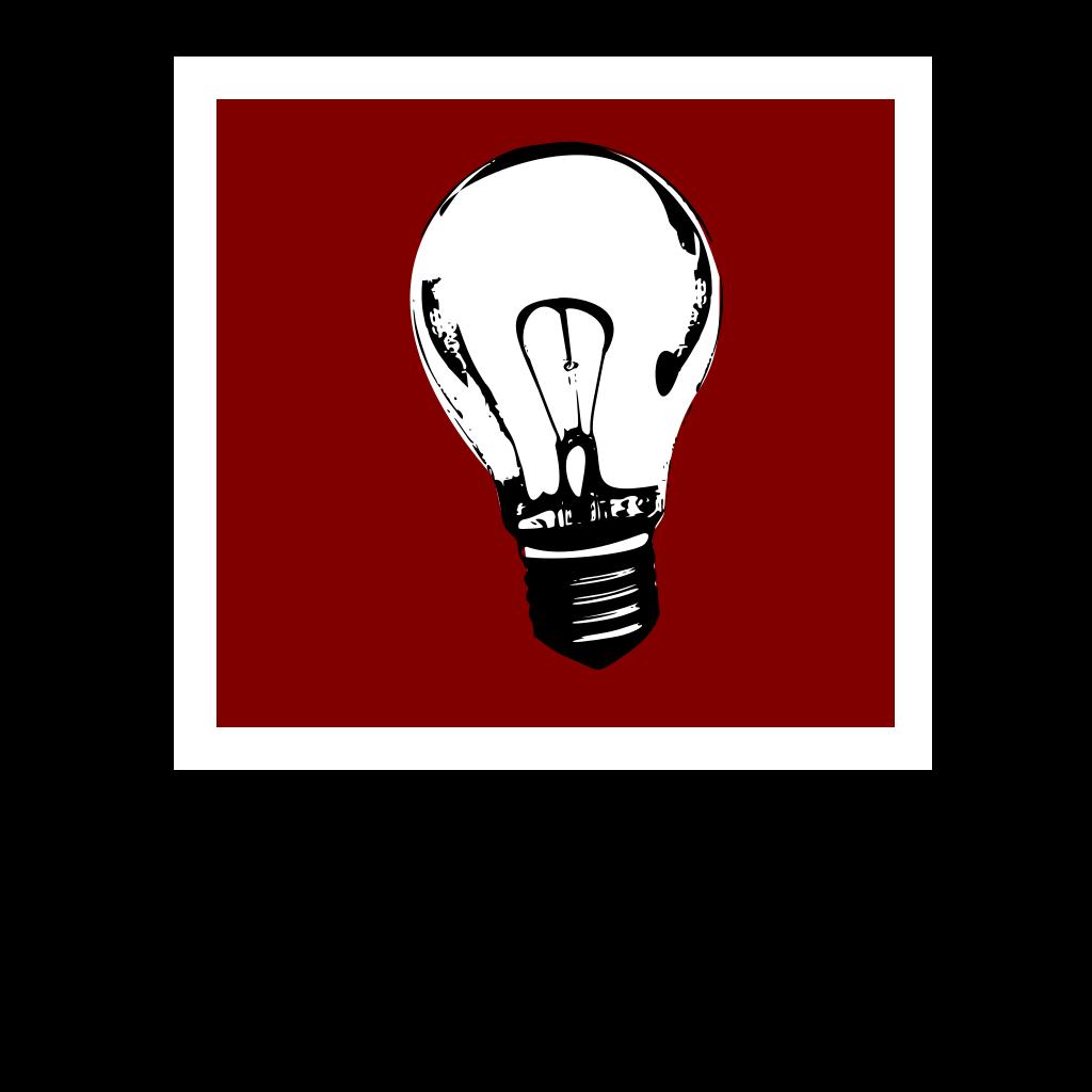 Light Bulb SVG Clip arts