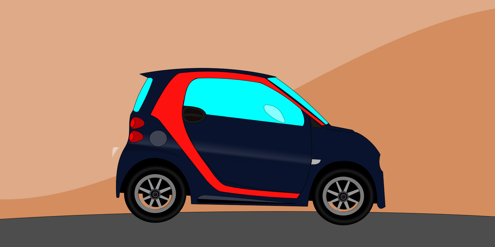 Car SVG Clip arts