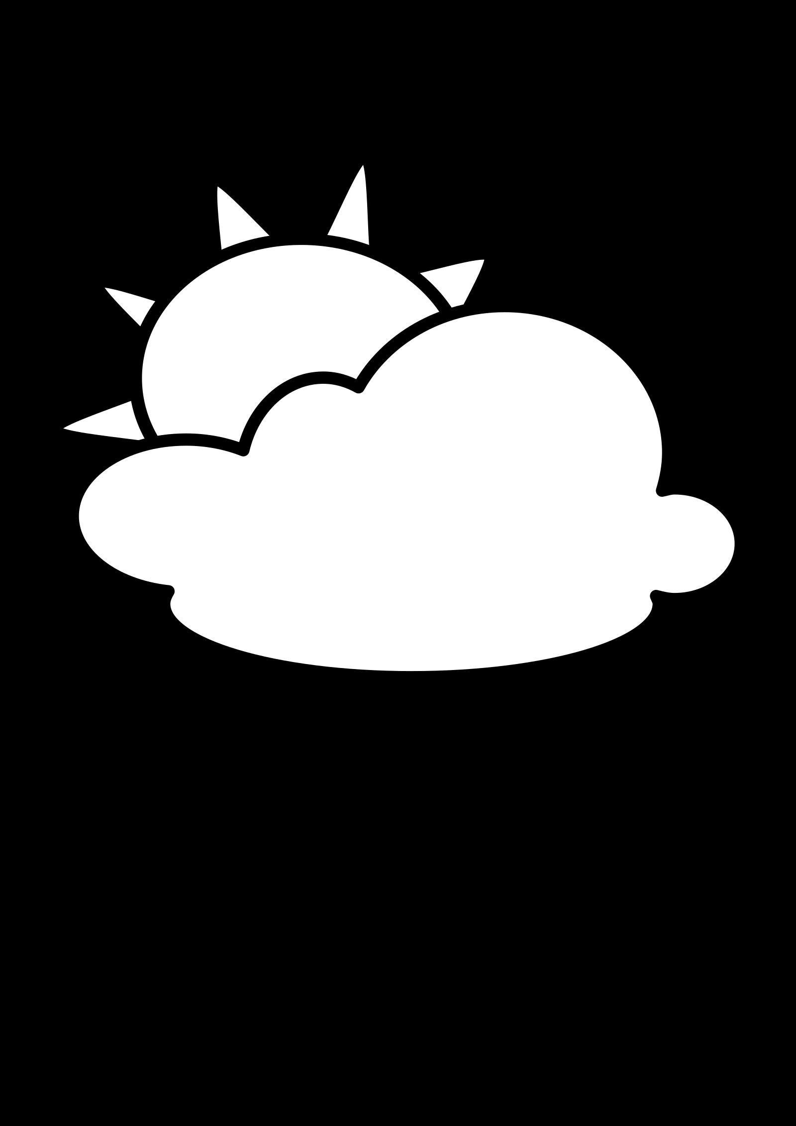 Sky SVG Clip arts