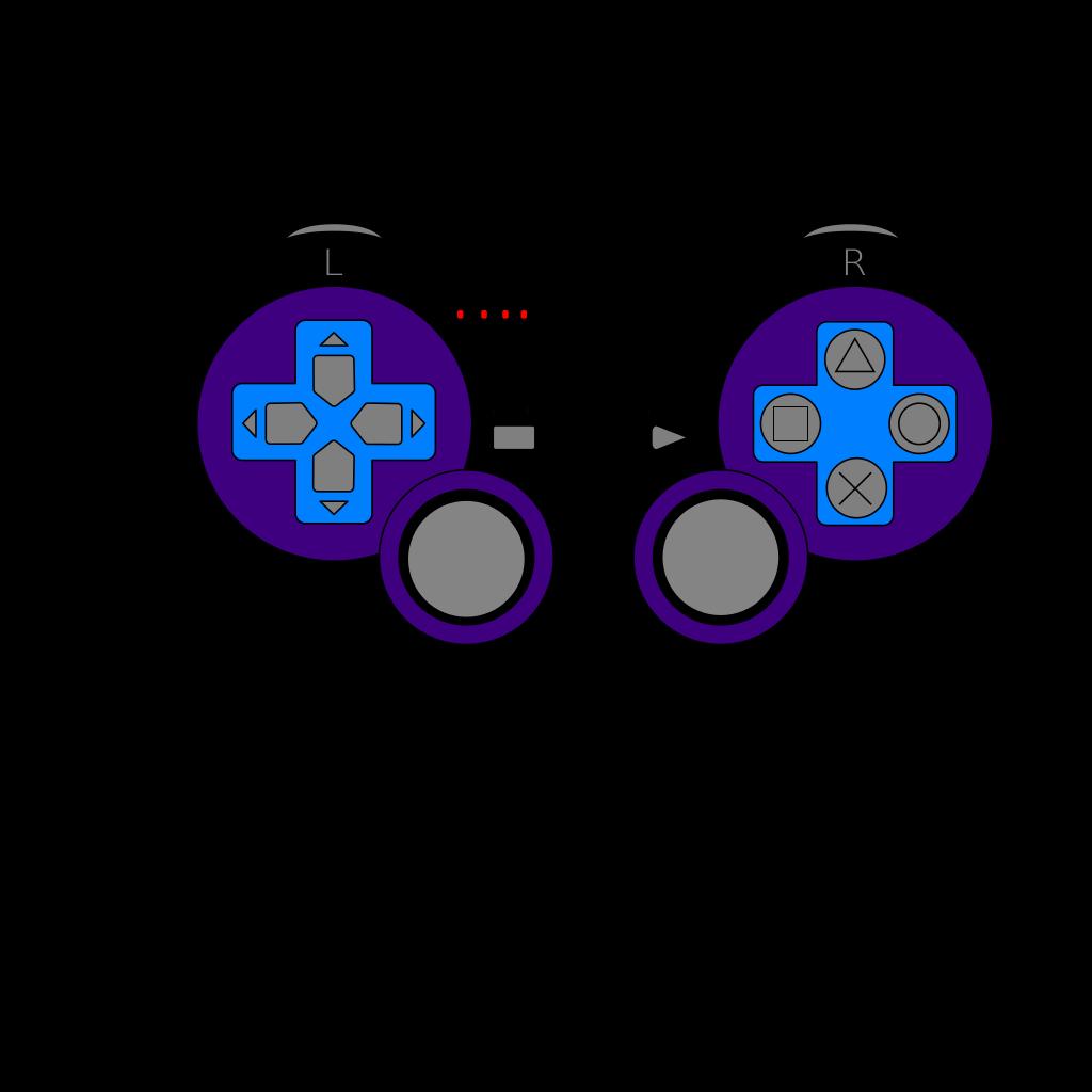 Controller Idea SVG Clip arts