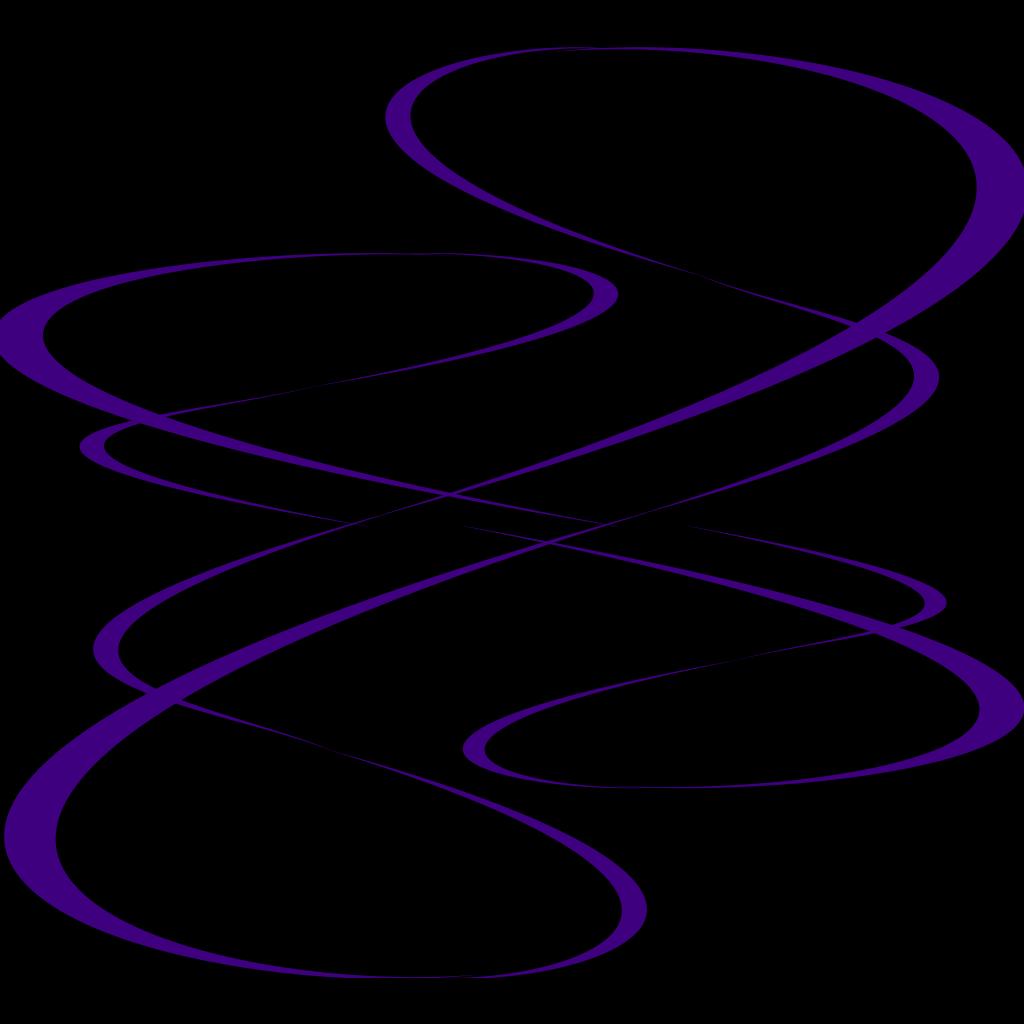 Curved Lines SVG Clip arts