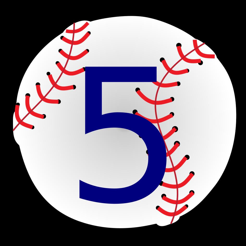 Baseball SVG Clip arts