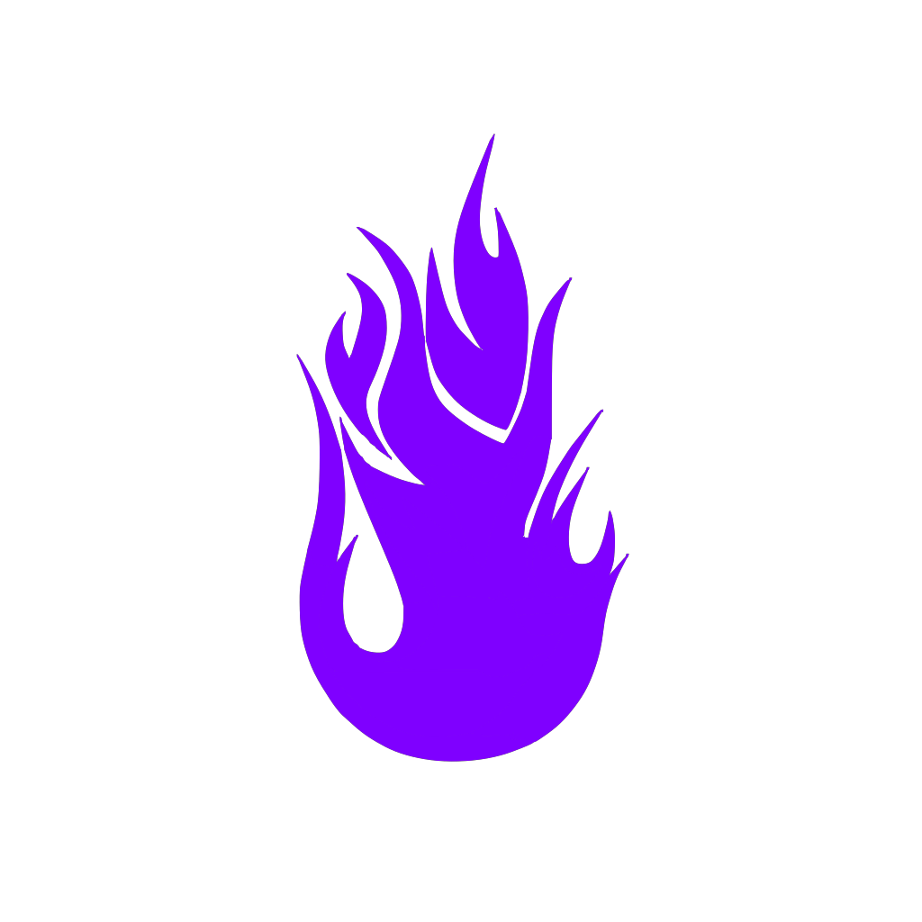 Fire Icon SVG Clip arts