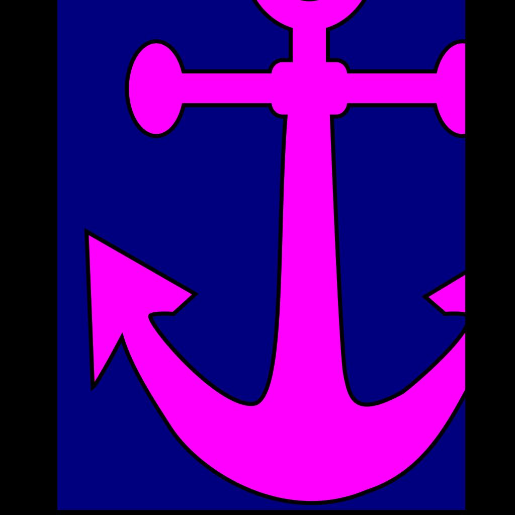 Anchor SVG Clip arts