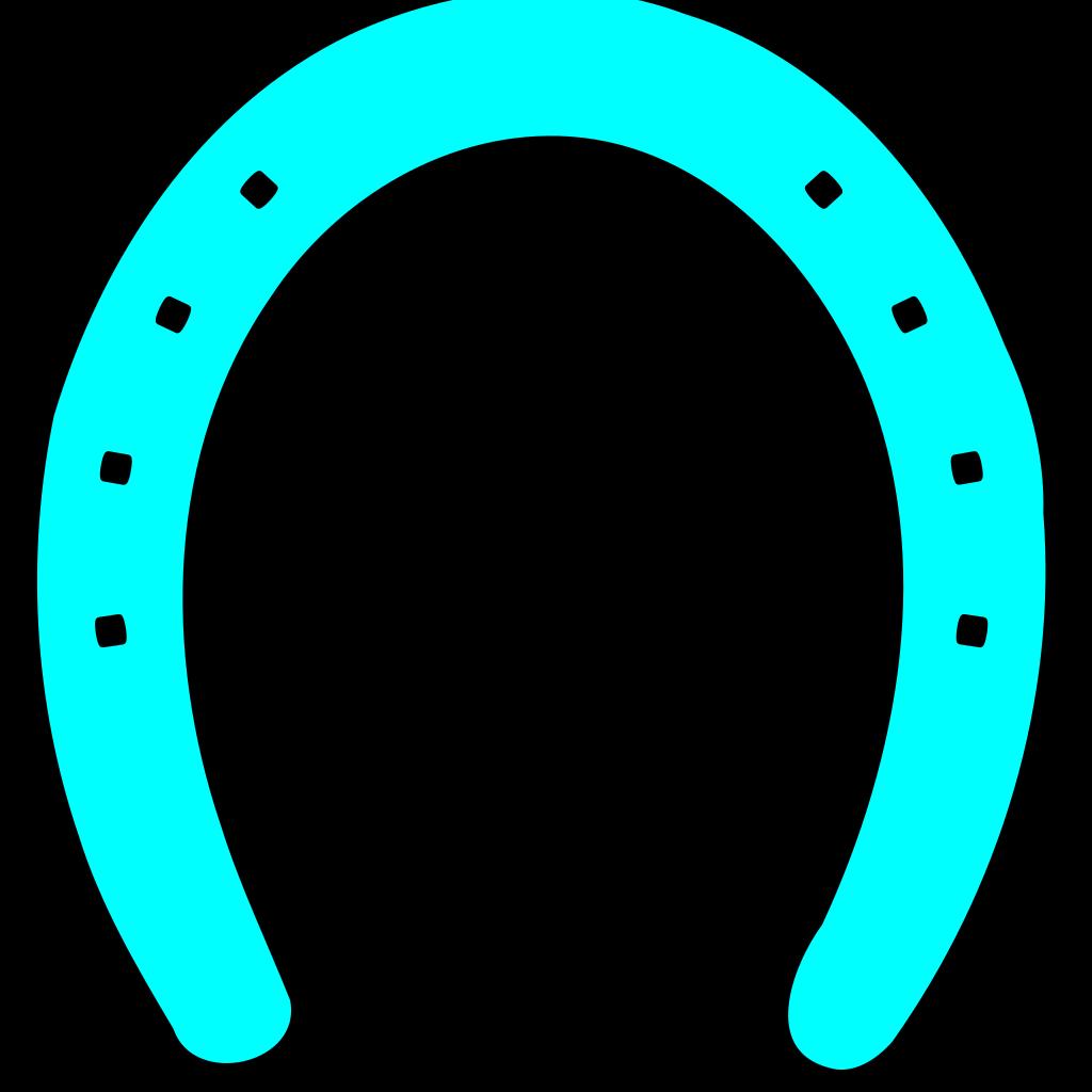 Horsehoe SVG Clip arts