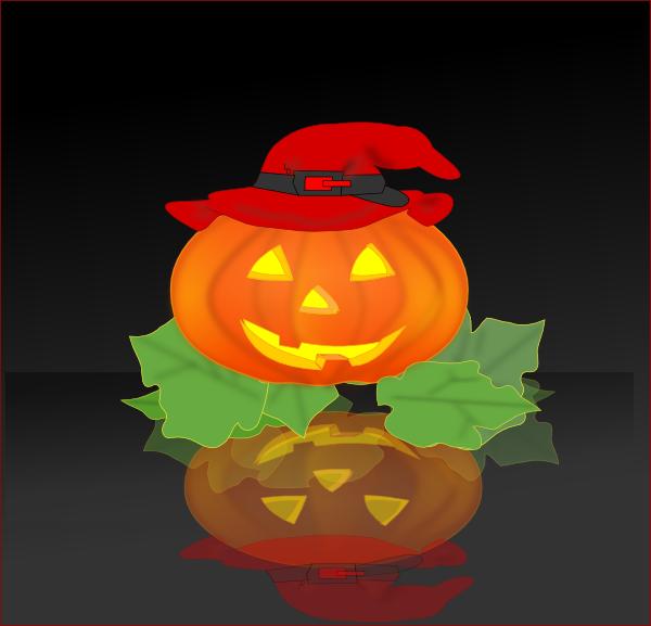 Jack O Lantern SVG Clip arts