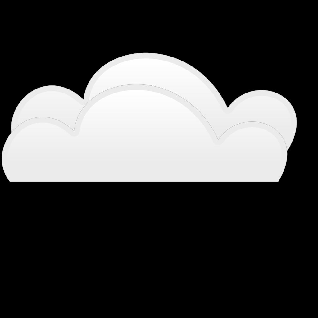 Castle Blue Sky And Clouds SVG Clip arts
