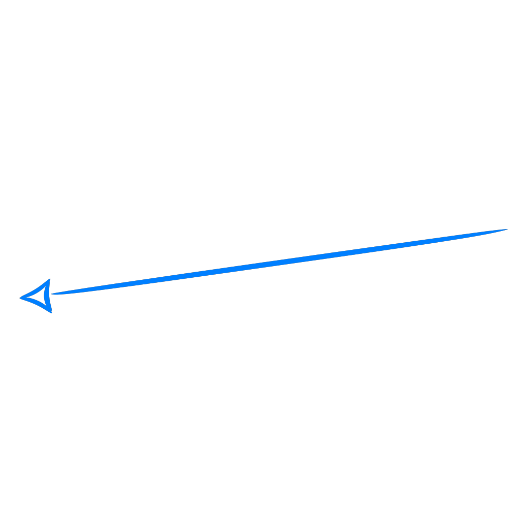 Blue Arrow SVG Clip arts