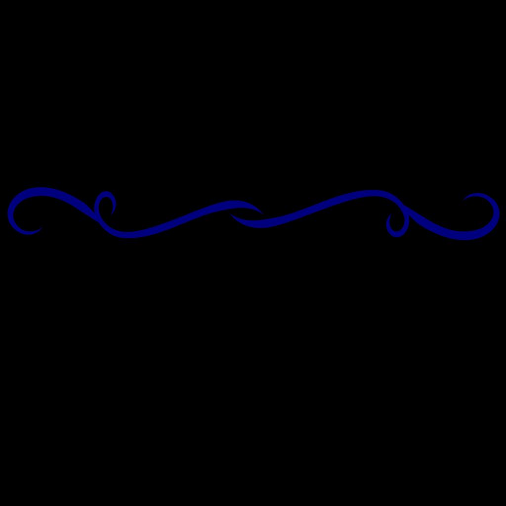Navy Divider SVG Clip arts