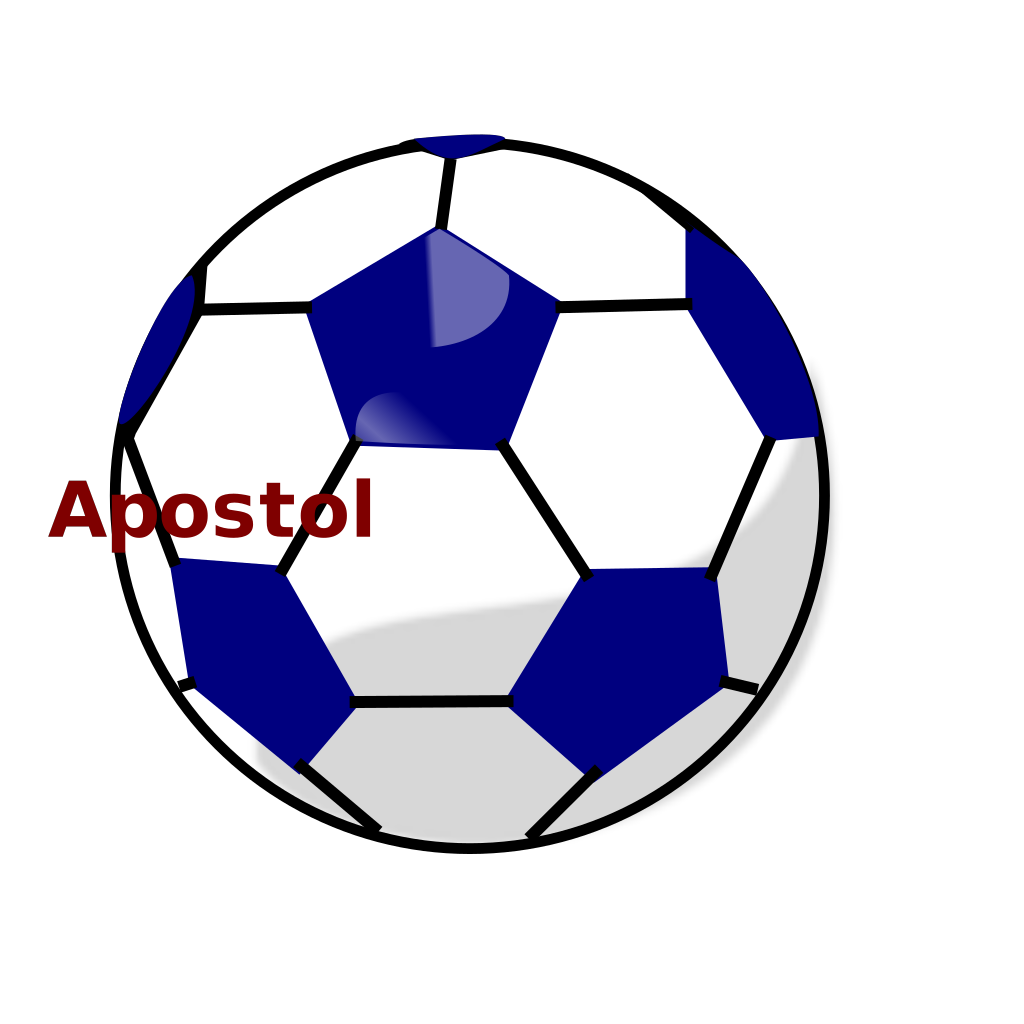 Soccer Logo Jorge SVG Clip arts