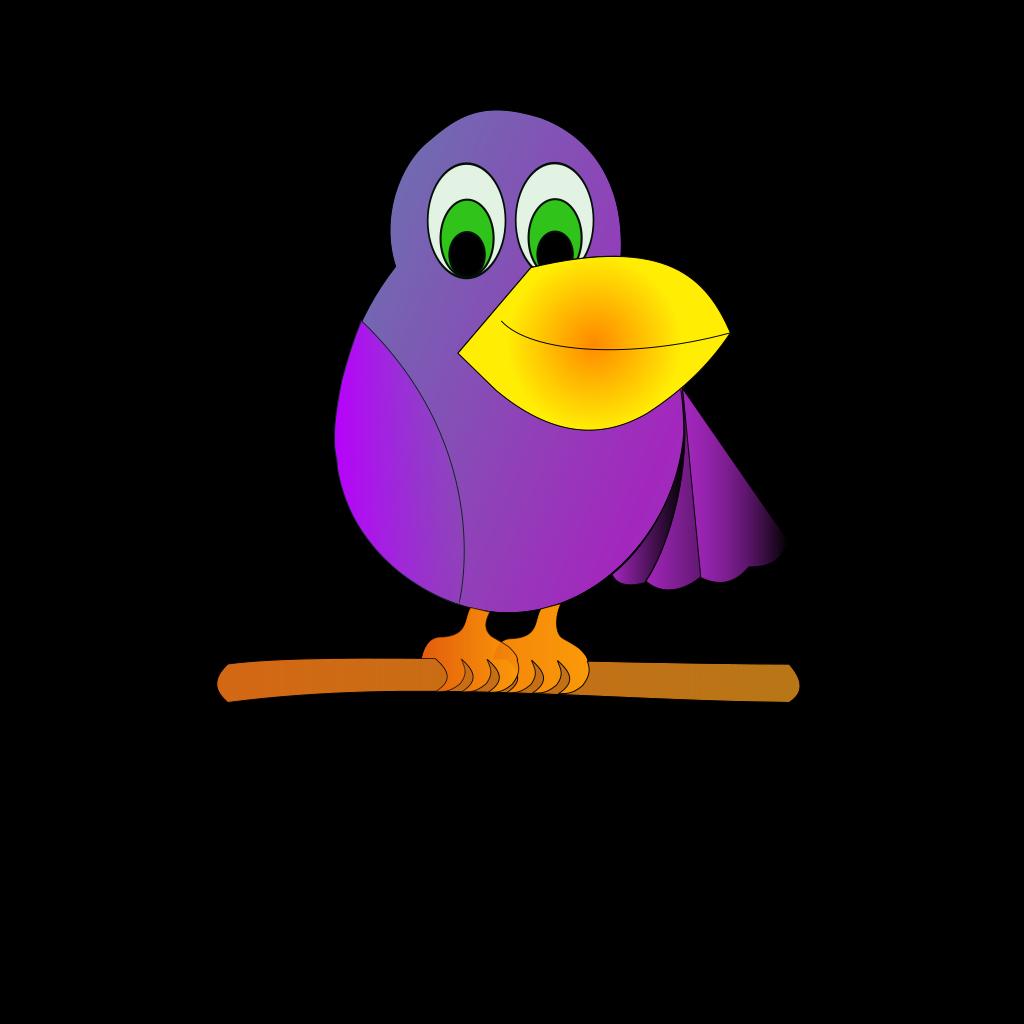 Mr Parrot SVG Clip arts