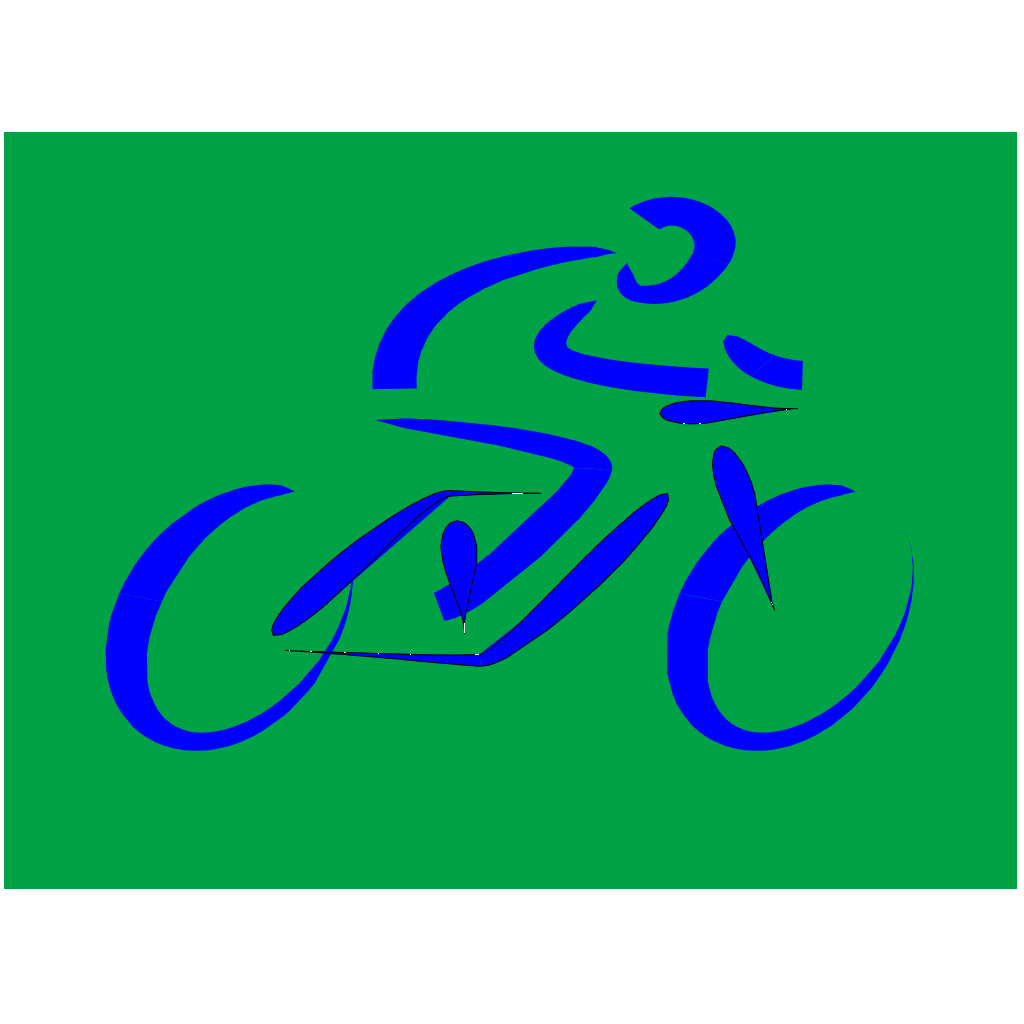 Charity Ride SVG Clip arts