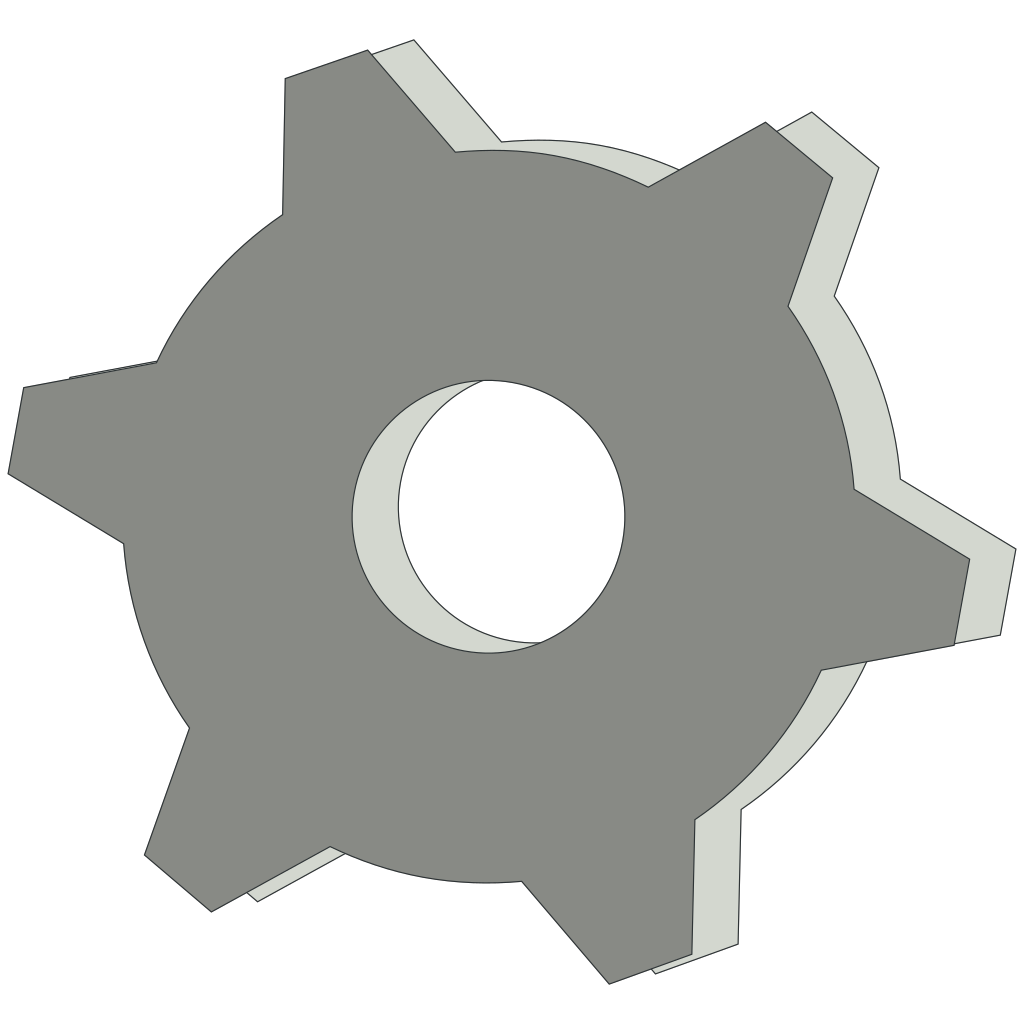 Medium Blue Gear PNG, SVG Clip art for Web - Download Clip ...