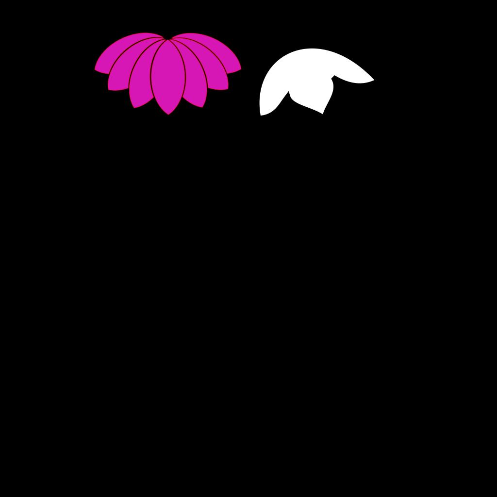 Flower SVG Clip arts
