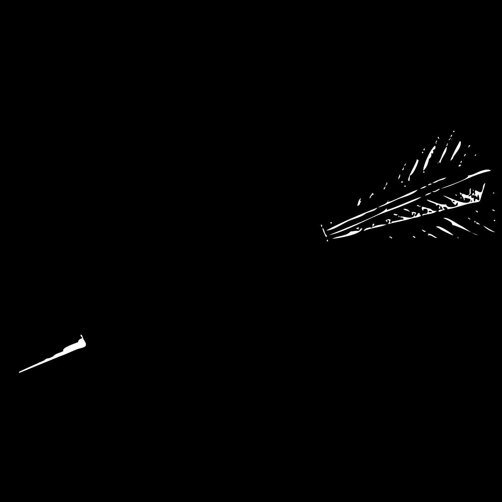 Blue Dart SVG Clip arts