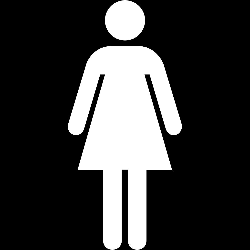 Woman Lineart SVG Clip arts