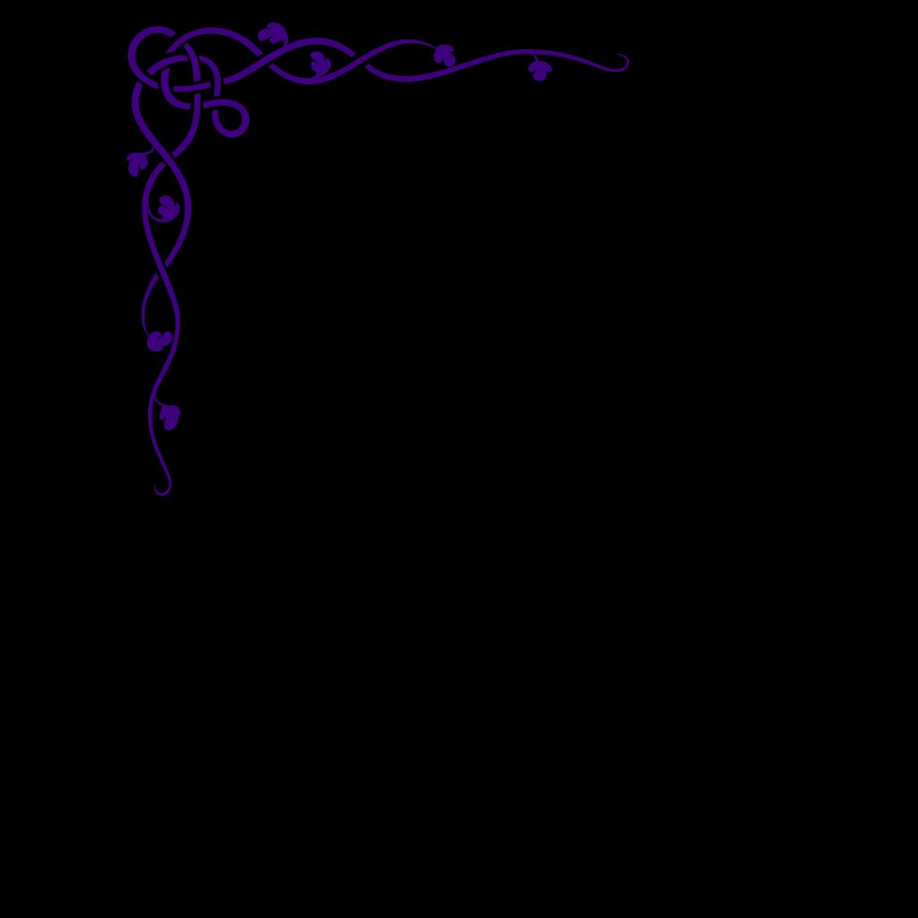Purple Islamic Art SVG Clip arts