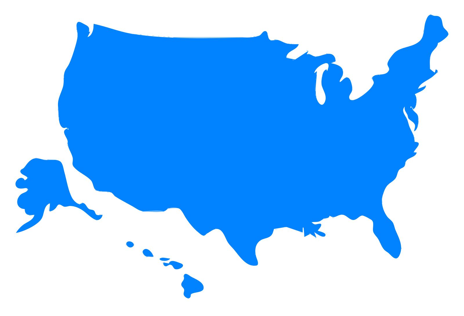 Usa Map Utah Rocks PNG SVG Clip Art For Web Download Clip Art - Us map utah