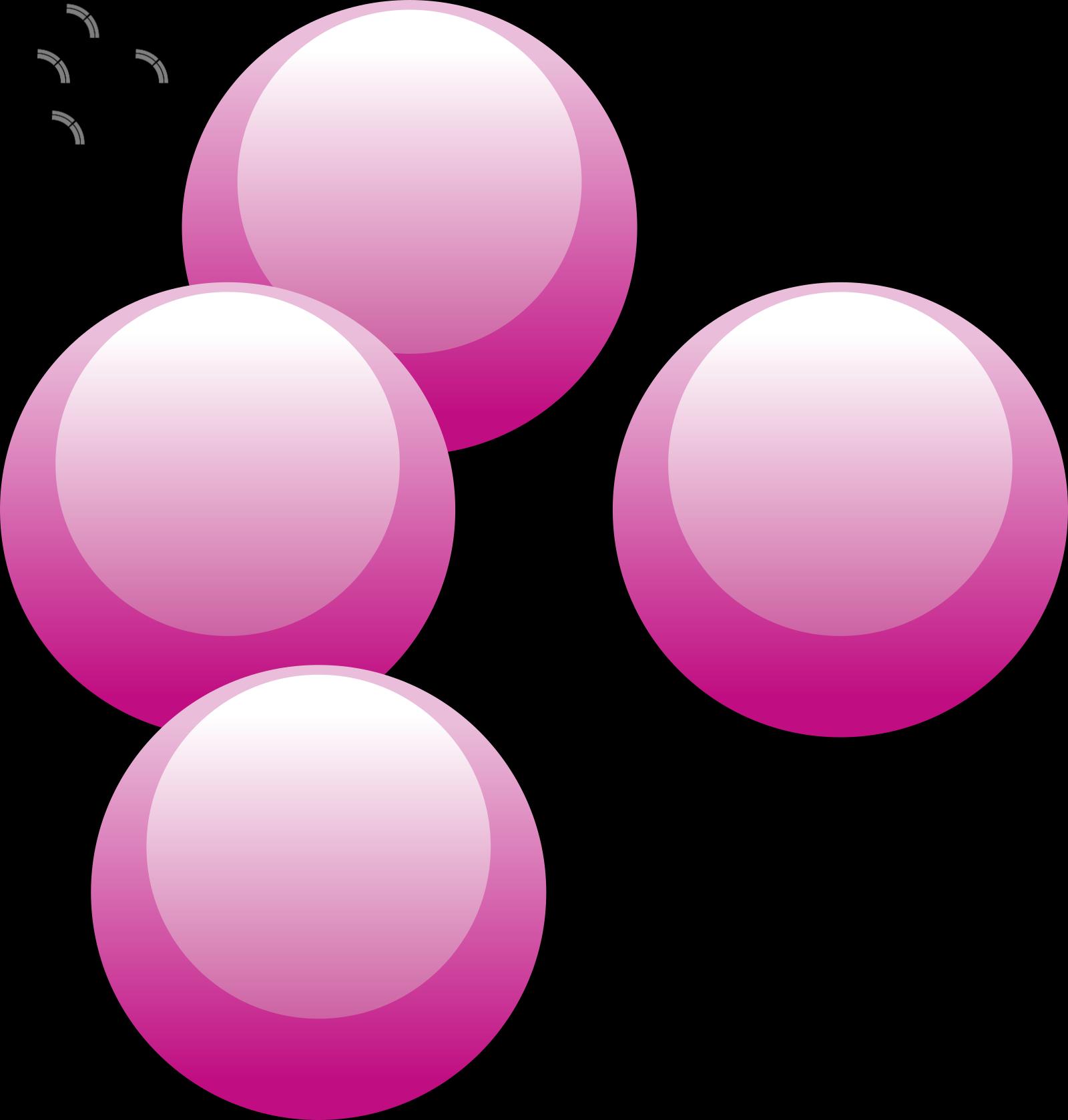 Bubbles SVG Clip arts