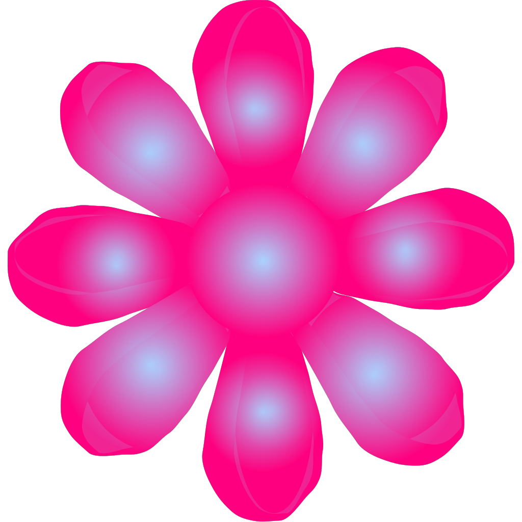 Flower SVG Clip arts
