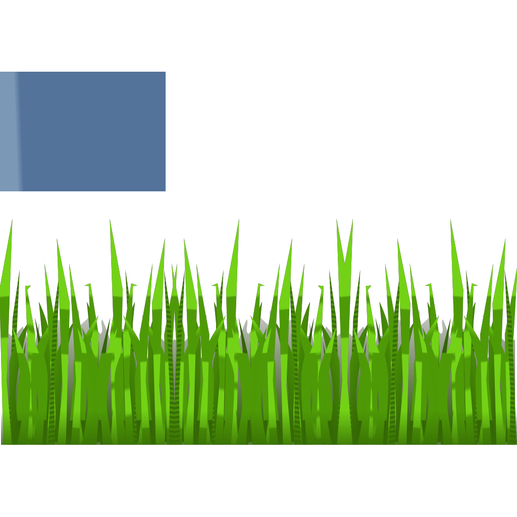 Green Grass Hopper SVG Clip arts