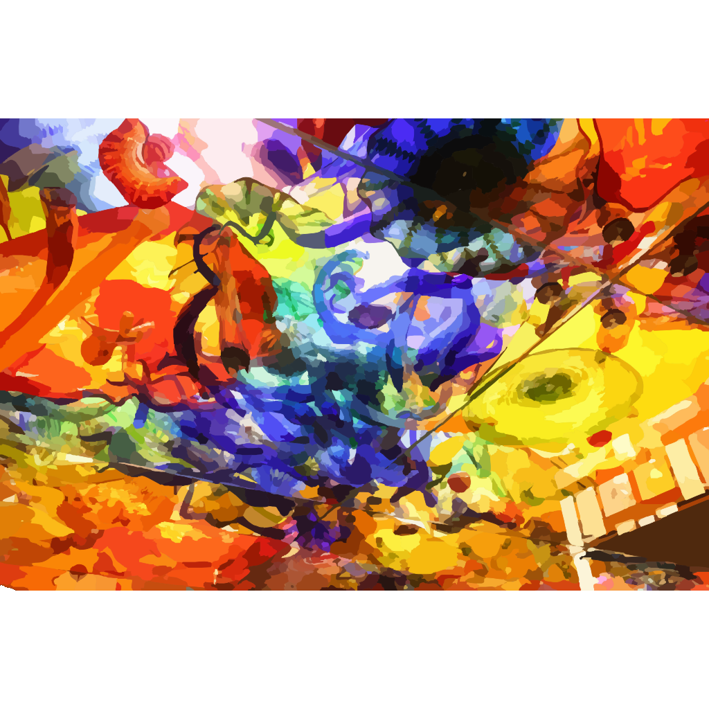 Abstract Sculpture SVG Clip arts