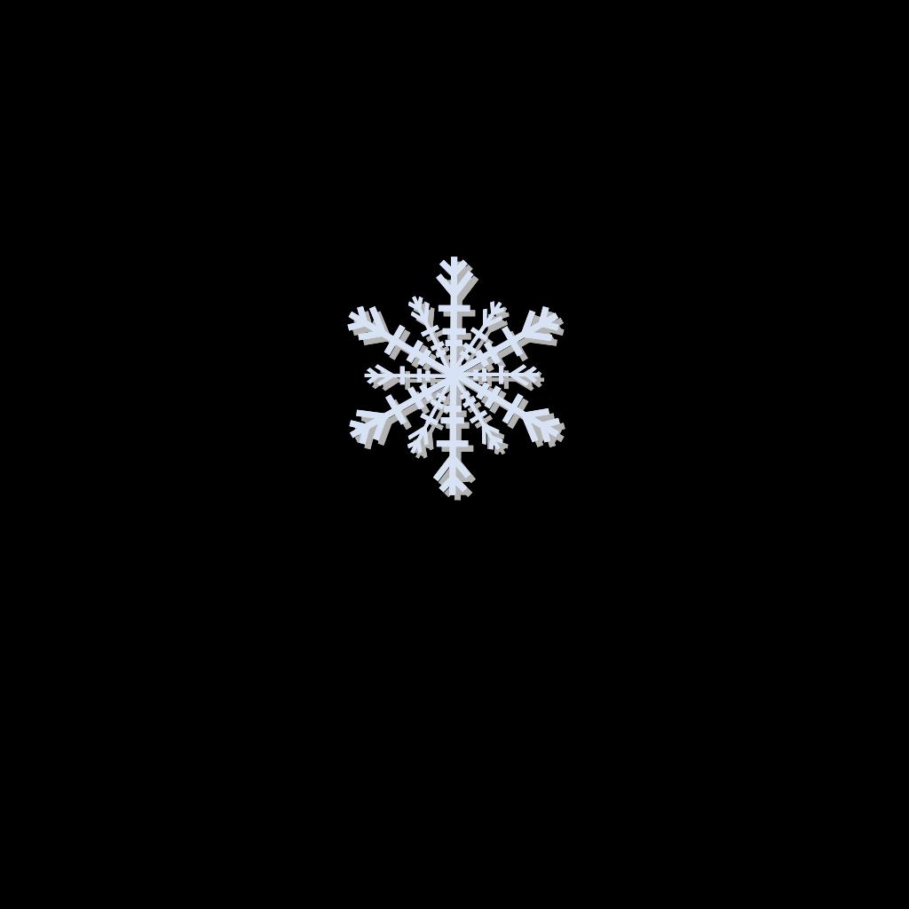 Snow Flake SVG Clip arts