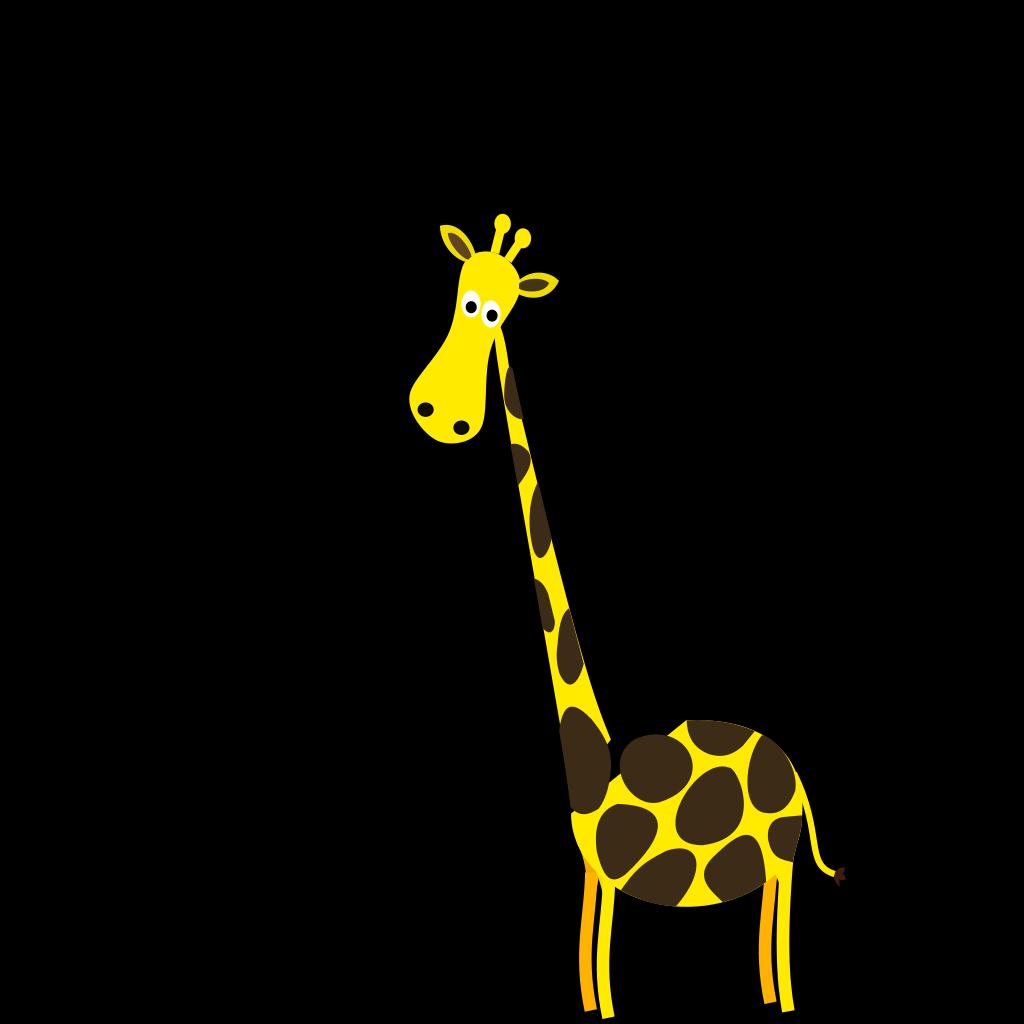 Giraffe svg