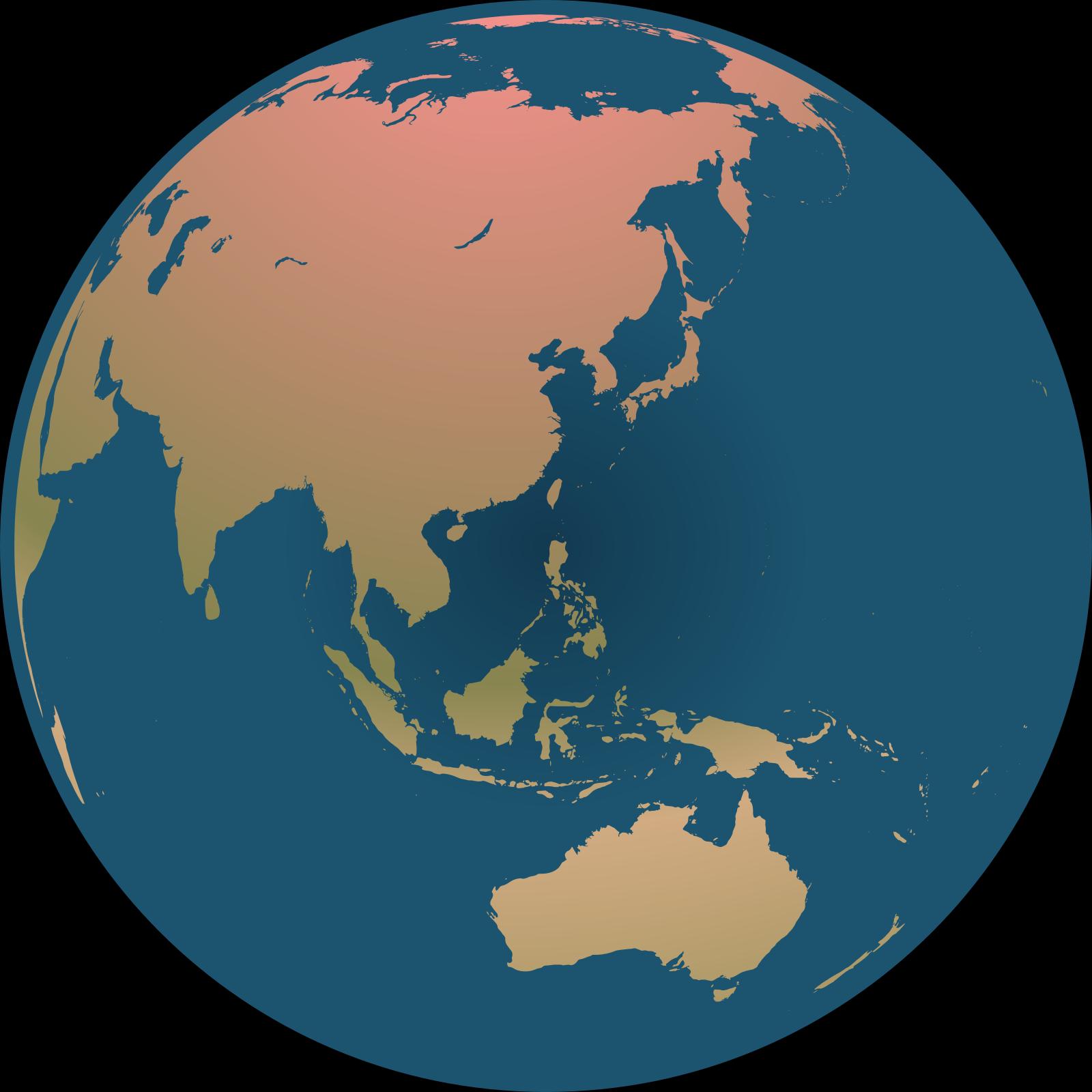 Big Blue Wire Globe SVG Clip arts
