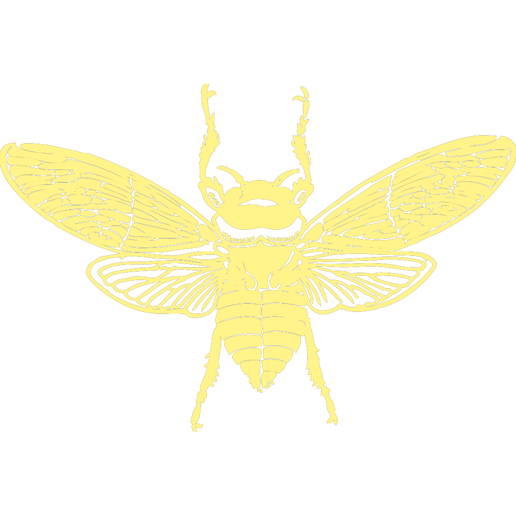 Bee Design SVG Clip arts