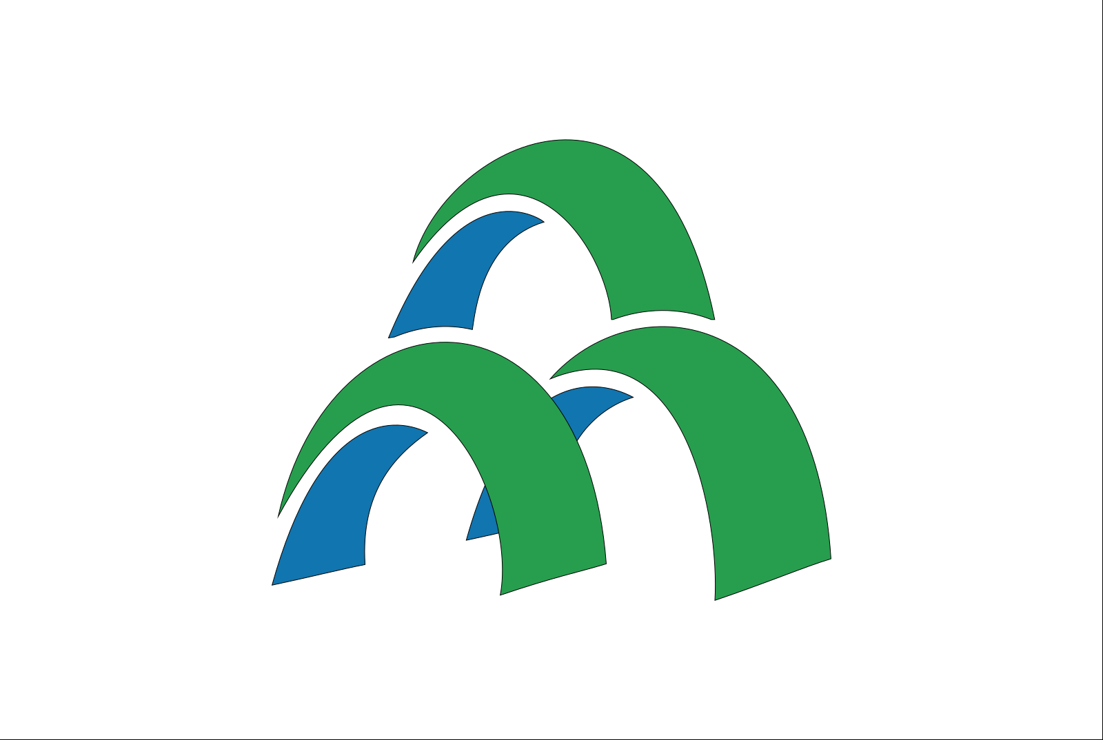 Flag Of Shinhidaka Hokkaido SVG Clip arts