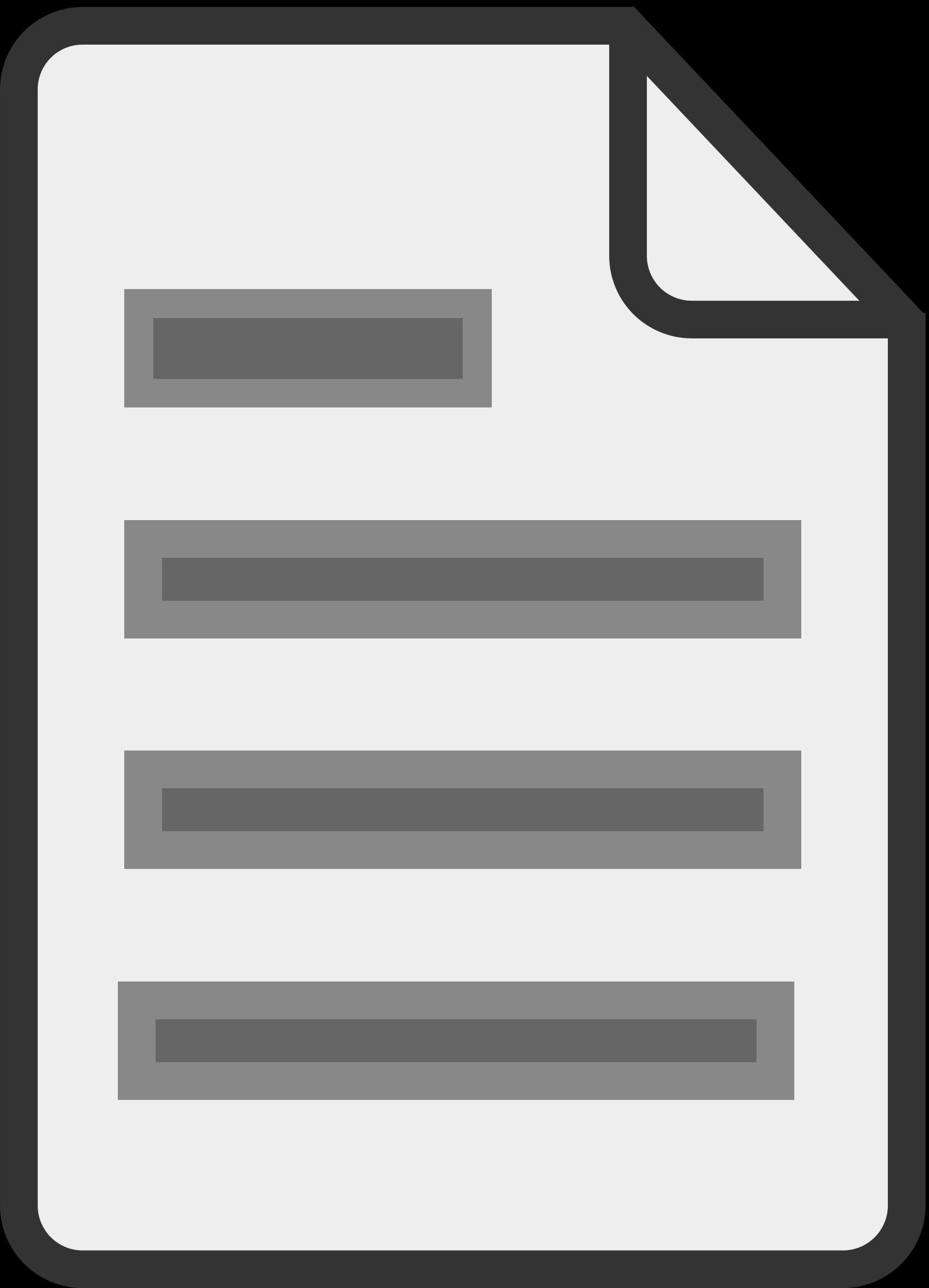 Jsp Page SVG Clip arts