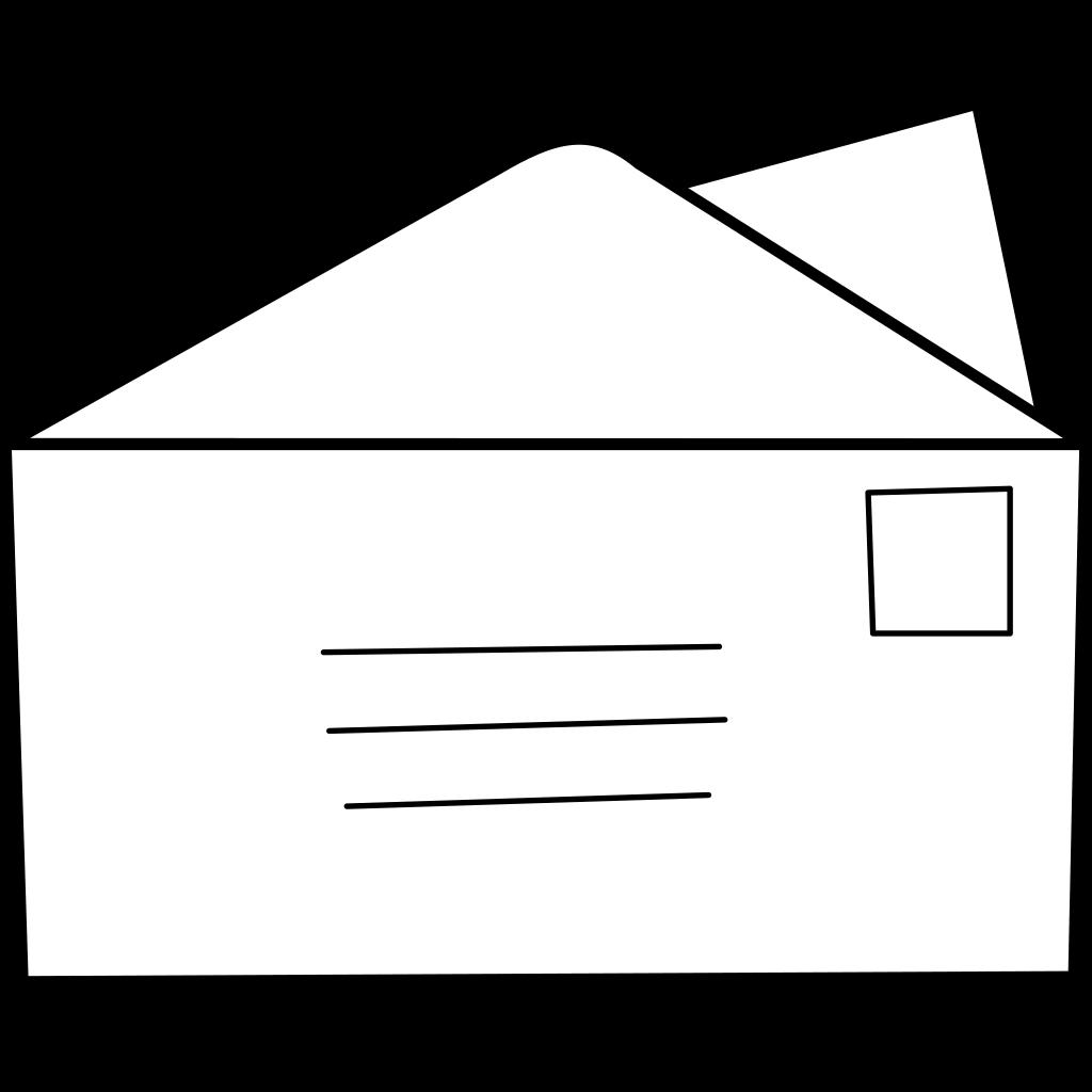 Letter SVG Clip arts