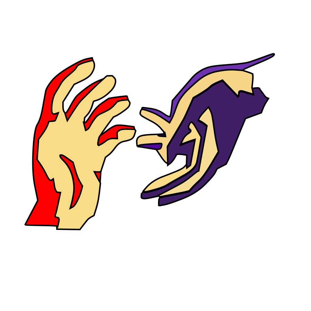 Handshake SVG Clip arts