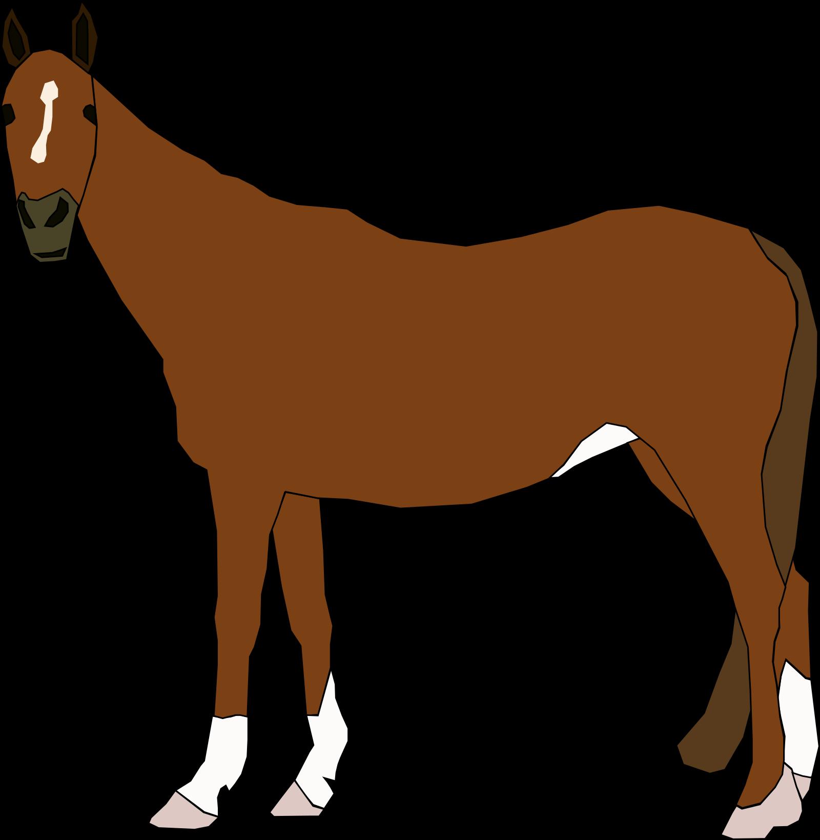 Horse SVG Clip arts