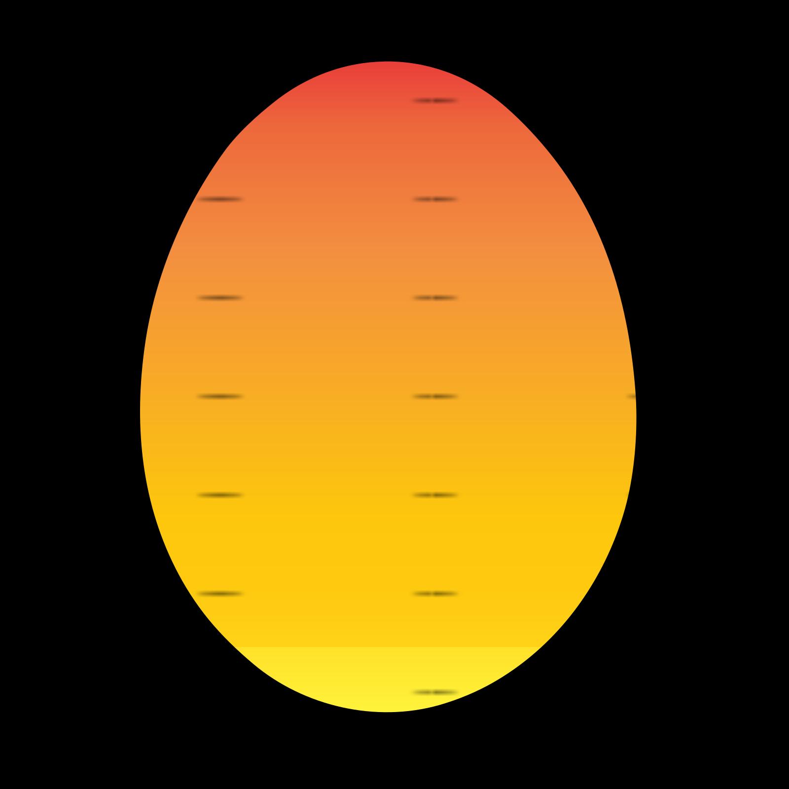 Brown Egg SVG Clip arts