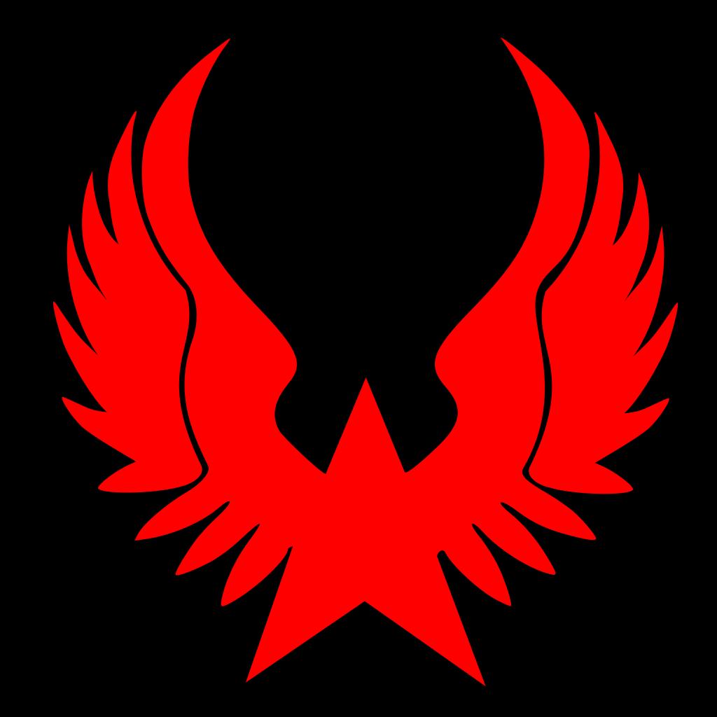 Ninja Star SVG Clip arts