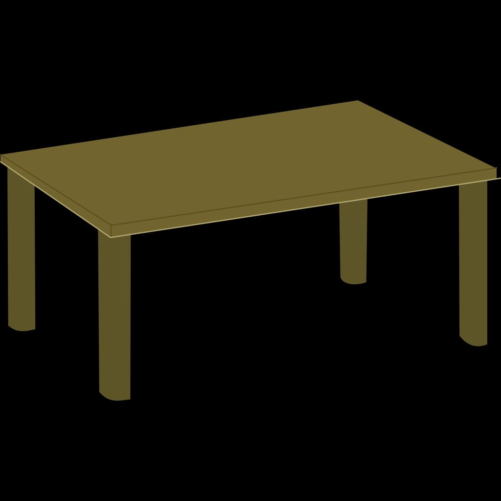 Wood Table PNG, SVG Clip art for Web - Download Clip Art ...