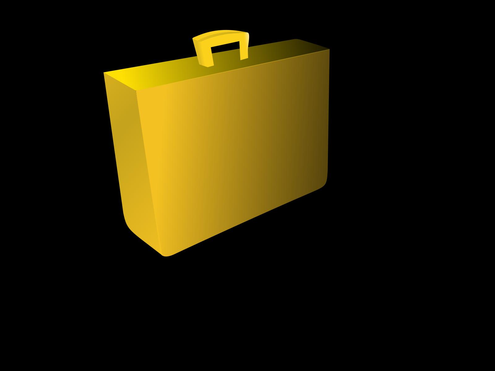 Briefcase SVG Clip arts