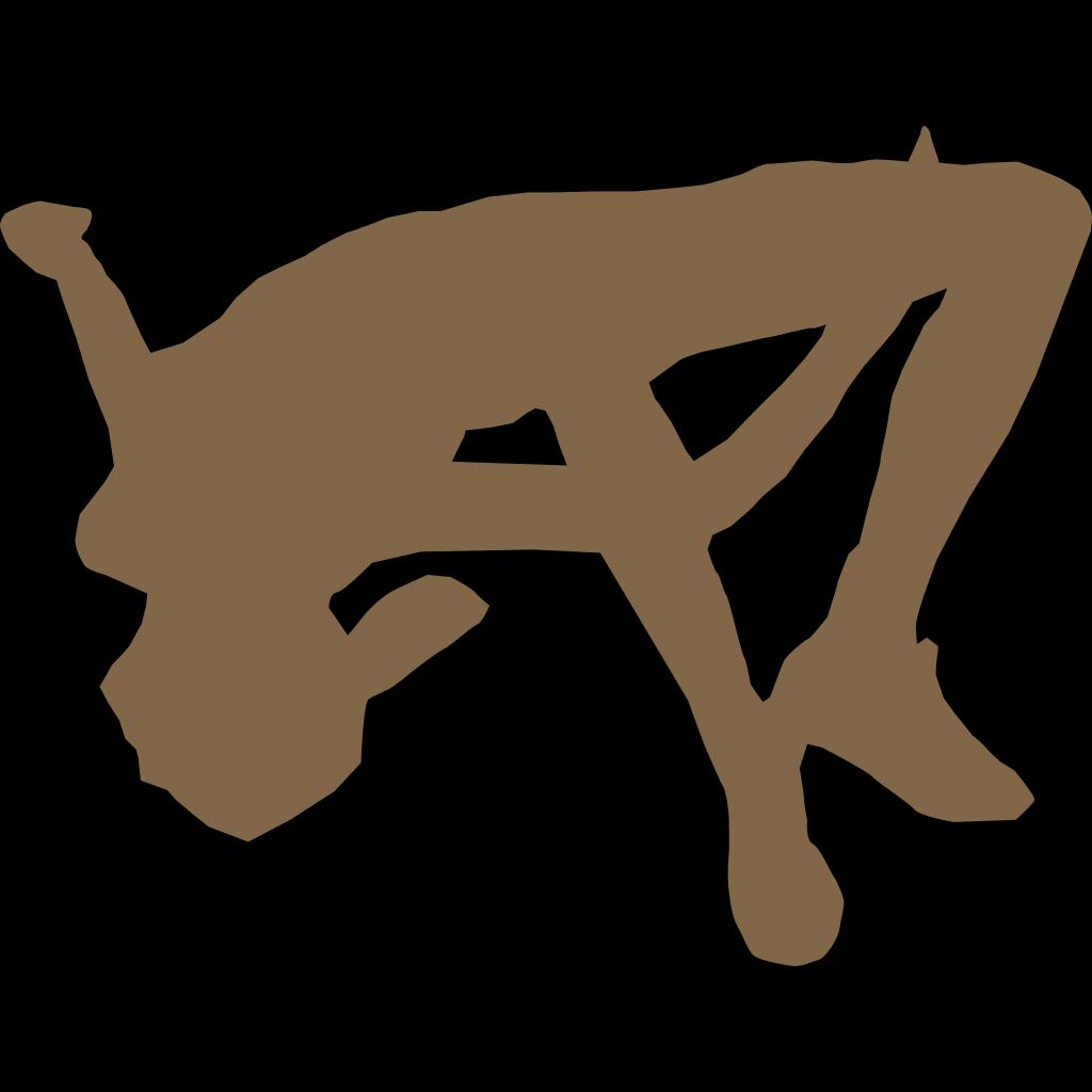 High Jump SVG Clip arts